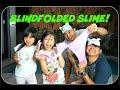 BLINDFOLDED SLIME CHALLENGE WITH KAYCEE & RACHEL in WONDERLAND