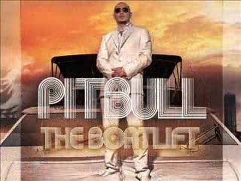 Secret Admirer-Pitbull Feat Lloyd