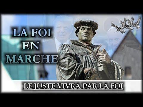 La FOI En MARCHE // Le Juste Vivra Par la Foi // Pascal. Jehel