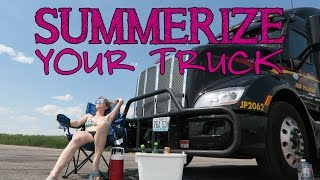 Summerize Your Truck at Pilot Flying J | Allie Knight