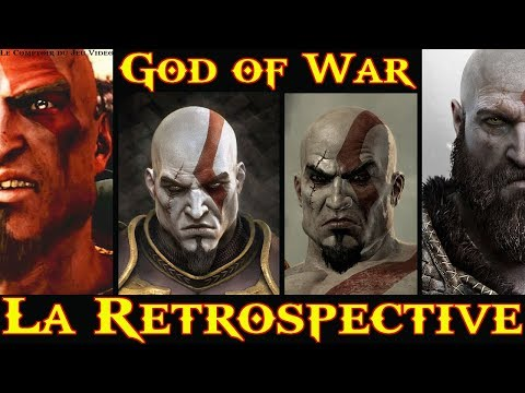 Retrospective GOD OF WAR : (histoire, univers, gameplay et plus...) - FR