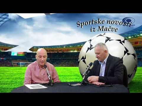 Sportske novosti iz Mačve-Radio Nešvil 13.12.2017.