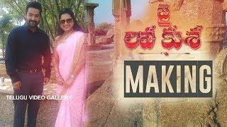 Jai Lava Kusa Movie Making Scenes   NTR   Bobby   Kalyan Ram    Telugu Video Gallery