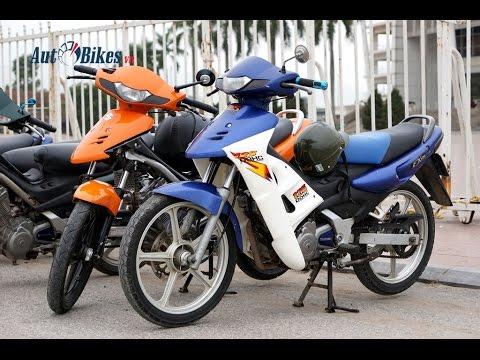 Suzuki FX125 - Huyền Thoại Vang Bóng