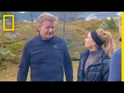 Traditional Norwegian Cuisine | Gordon Ramsay: Uncharted