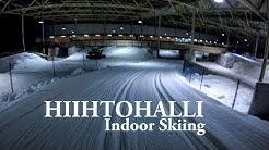 Kivikko Hiihtohalli - Indoor Cross-Country Skiing in Helsinki