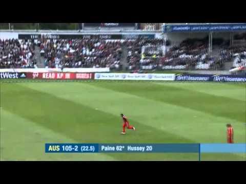 Youtube - Tim Paine 111 vs England 6th ODI 2009