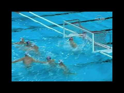 Montenegro wins water polo gold from Universal Sports