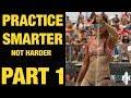 Practice Like a Pro: PART 1 Geena Urango