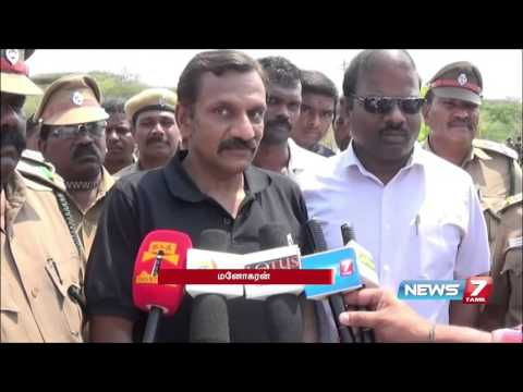 Bear fells into well at Sathyamangalam ; rescued by fire force | News7 Tamil