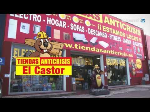 Tiendas anticrisis el castor spot youtube for El castor muebles