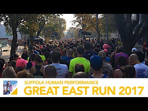 Great East Run 2017