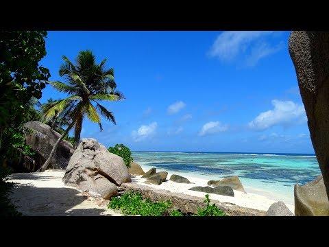 Anse Source D'Argent Beach La Digue Island Seychelles La Digue Island Lodge Beaches Of Seychelles 4k