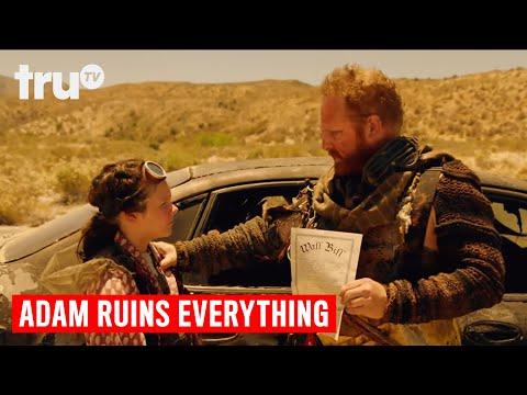 Adam Ruins Everything - Why Building a Border Wall Makes No Sense