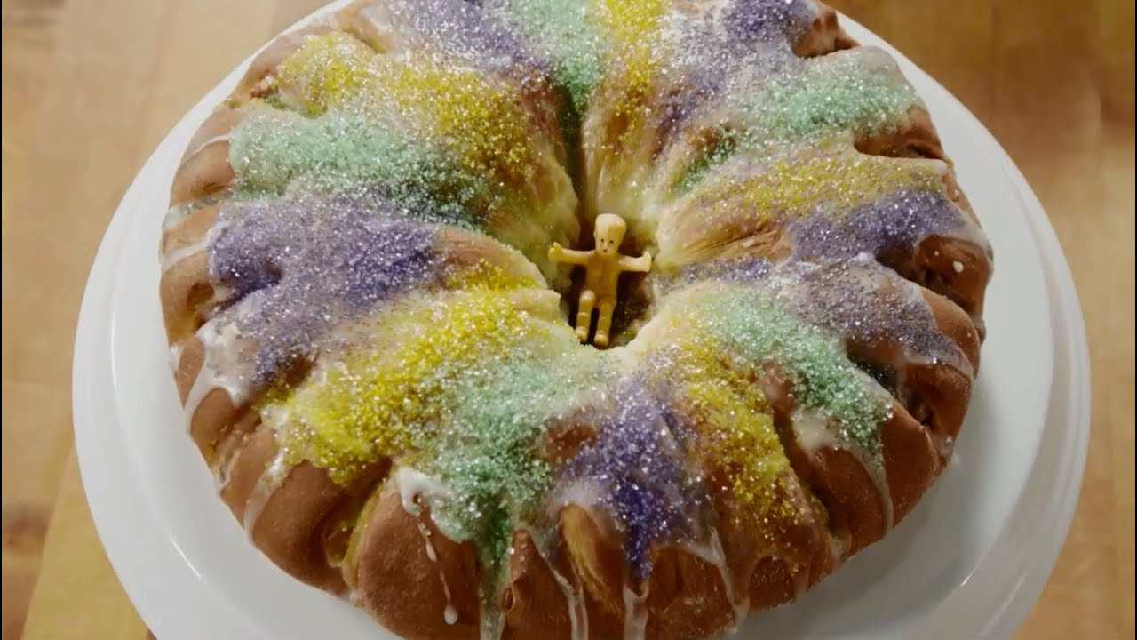 How To Make King Cake Mardi Gras Recipes Allrecipes Com