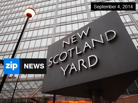 Scotland Yard Up For Sale - Sep 4, 2014