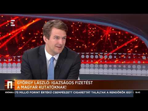 Magyarország valós felzárkózást szeretne - György László - ECHO TV