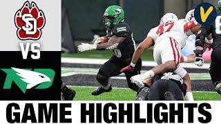 20 South Dakota vs 4 North Dakota Highlights 2021 Spring College Football Highlights