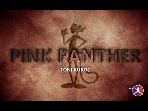 TONI KUKOC PINK PANTHER
