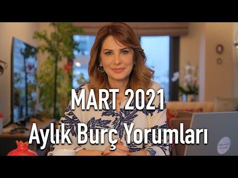 AYLARDAN MART! - Mart 2021 Aylık Burç Yorumları - Hande Kazanova ile Astroloji