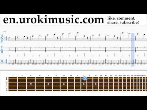 Download How To Play Banjo Irish Tenor Besame Mucho Tabs