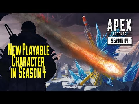 Who Will Be the New Character in Season 4?- Apex Legends WTF - Funny Moments - apex legends tips - #