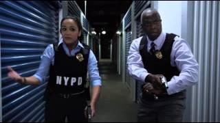 Brooklyn Nine-Nine - Сантьяго и уборщица