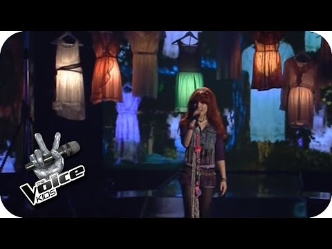 Aerosmith -  I Don't Want To Miss A Thing (Carlotta) | The Voice Kids 2014 | FINALE | SAT.1