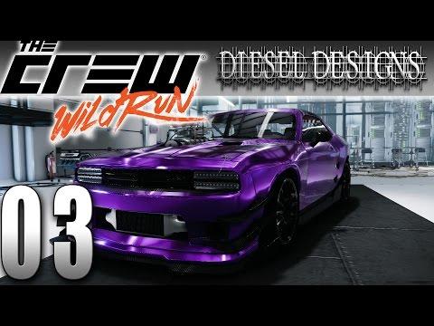 The Crew: Wild Run Gameplay: EP3: New Rides & Hit up a Dirt Race! (Street Racing 1080p)