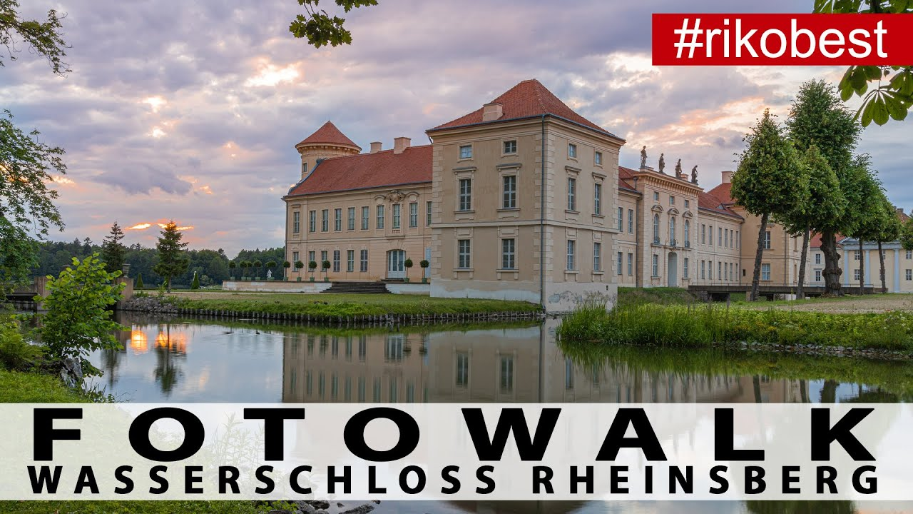 Fotografieren im Schlosspark - Fotowalk Schloss Rheinsberg - Tips und Tricks zum Fotografieren
