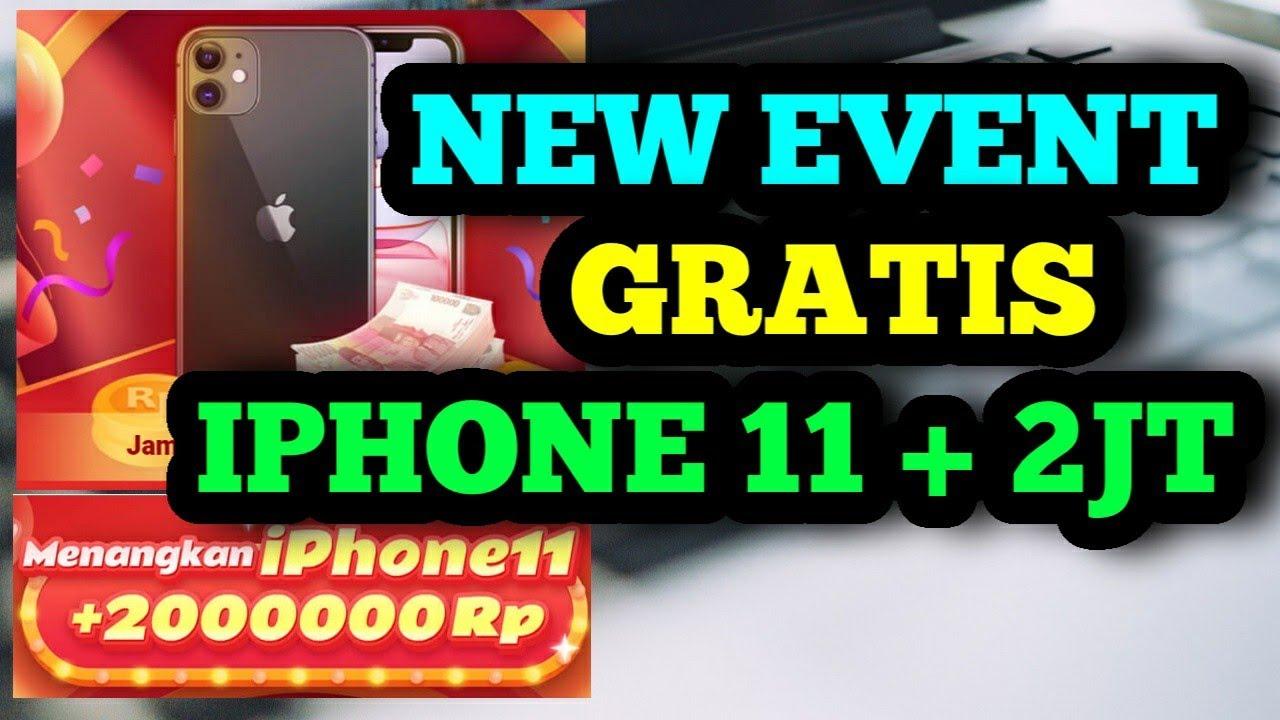 Gratis Iphone 11 Plus Rp2jt Dari Aplikasi Penghasil Uang Tercepat 2020 Youtube