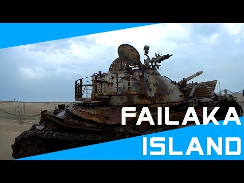 Let's Travel #2 | Failaka Island Kuwait
