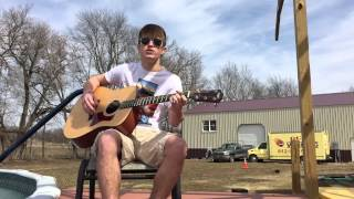 Sure Feels Right by Jake Owen Cover - Dylan Schneider