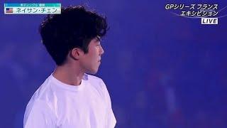 Nathan Chen   IDF 2018 EX