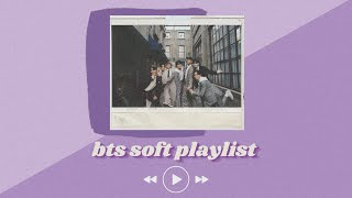 [BTS PLAYLIST] study chill relax // a soft playlist
