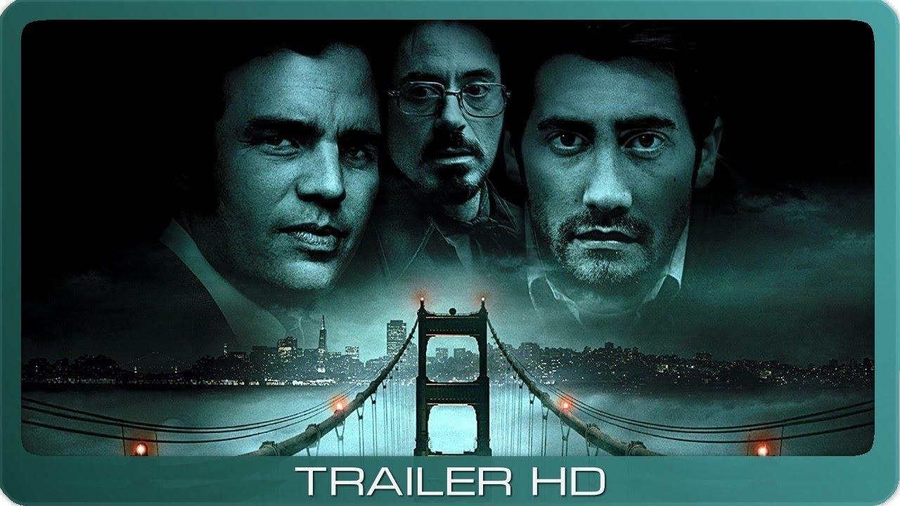Zodiac - Die Spur des Killers ≣ 2007 ≣ Trailer