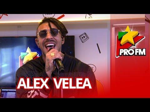 Alex Velea - Straino | ProFM LIVE Session
