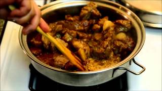 How-to-Cook: Adobong Baboy (Tagalog)