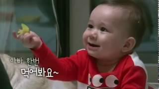 신맛에 중독(?)된 아기 윌리엄 모음