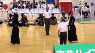 梅ヶ谷翔 奇跡の11人抜き 2013玉竜旗高校剣道大会