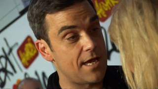 Robbie Williams to be X Factor judge?