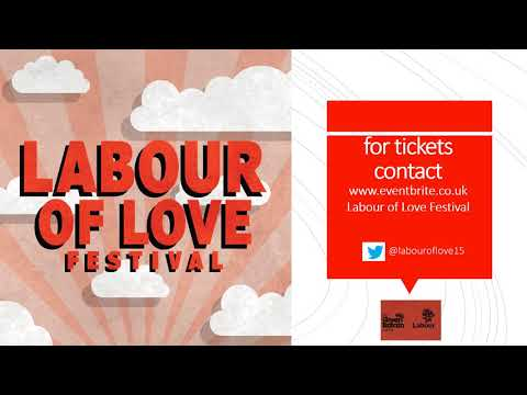 Labour of Love Festival 2018 ~ the full line up