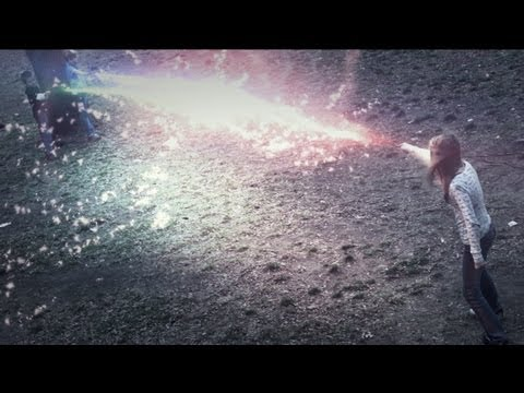 "Harry Potter style Wizard Fight (""Little Wizards"" - Short Film)"