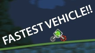 Bad Piggies - Fastest Vehicle!!!