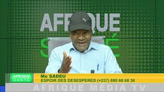AFRIQUE SANTE DU 06 12 2018