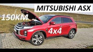 2020 Mitsubishi ASX - nowe, stare? TEST PL muzyk jeździ