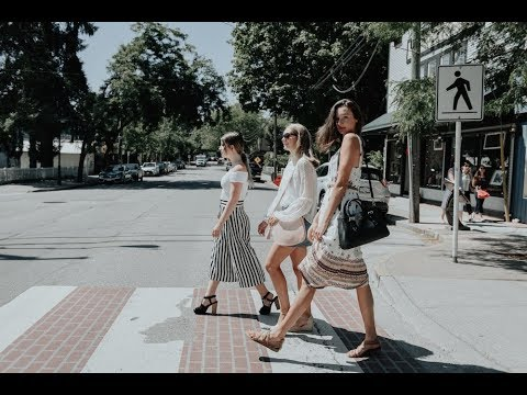 A DAY IN THE LIFE OF TEEN FASHION BLOGGERS // vlog #5