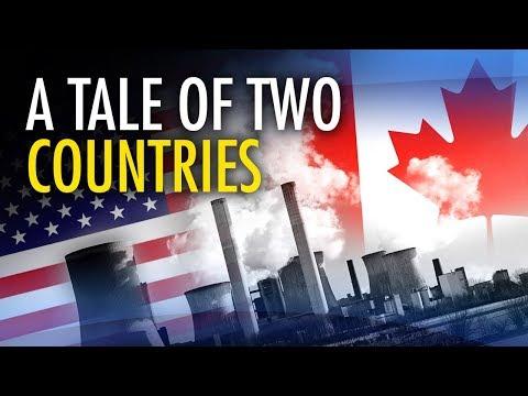 USA wins on CO2 reductions AND economy, Canada fails on both   Sheila Gunn Reid