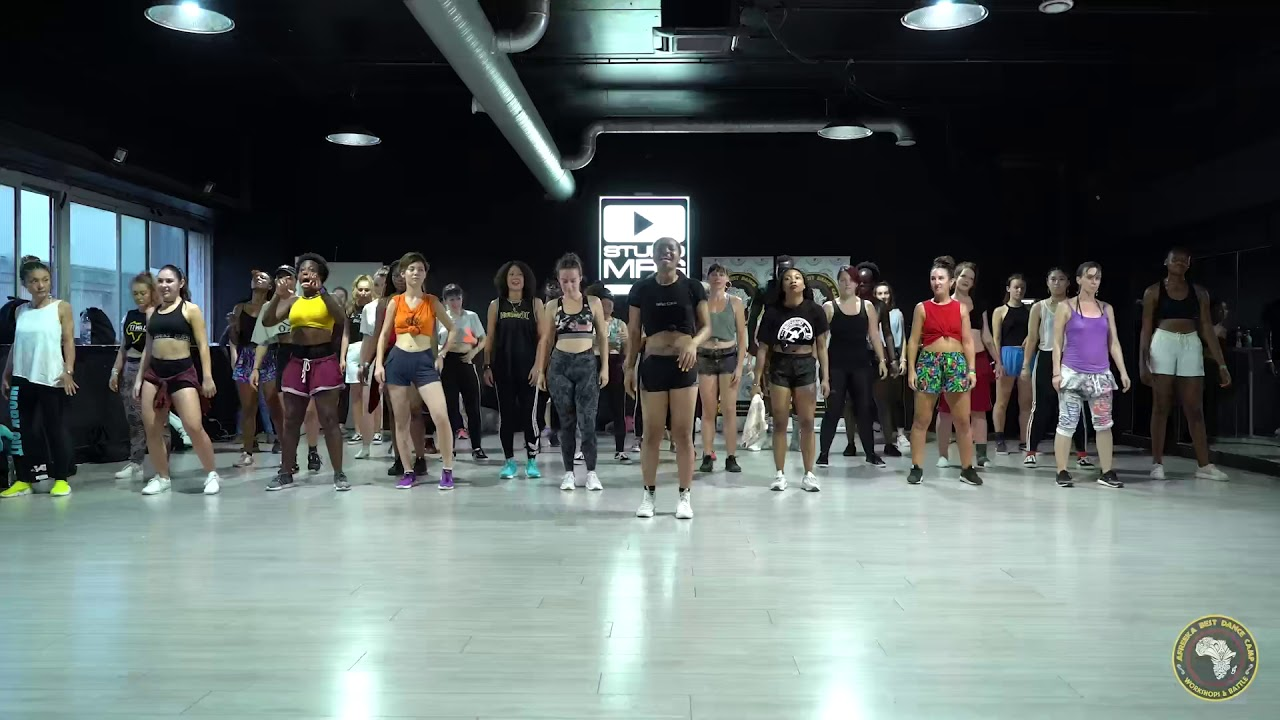 Download Izzy Odigie Live In Paris For Afreeka Best Dance Camp | Ketchup ft Davido - Baby Oh Choreography