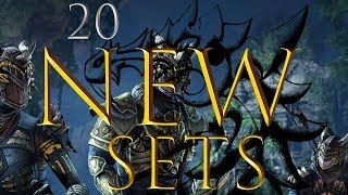 So Many New Sets!! 😍 Scalebreaker PTS Patch Notes 5 1 0 Review - ESO -  Elsweyr